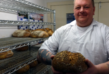 Welcome to our new Head Baker, Colin McLellan